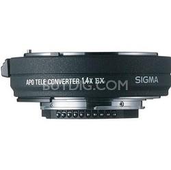 1.4X EX APO  DG Teleconverter for Canon EOS Digital SLR - OPEN BOX