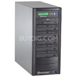 Copywriter DVD-516 Premium PRO Tower Duplicator - 5(18X/48X) Recorders