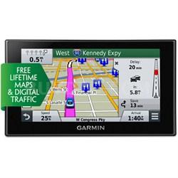nuvi 2699LMT HD 6'' GPS  Lifetime Maps & HD Traffic -  Refurb w/ 1 Year Warranty