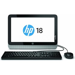 "18.5"" HD LED 18-5010 All-In-One Desktop PC - AMD E1-2500 Accelerated Processor"