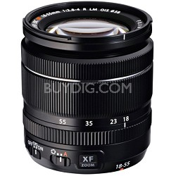 18-55mm F/ 2.8-4.0 R LM OIS X-Mount Zoom Lens