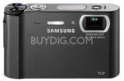 "TL9 10.2 MP 2.7"" LCD Digital Camera (Black)"