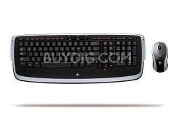 Cordless Desktop Keyboard & Laser Mouse (LX 710)