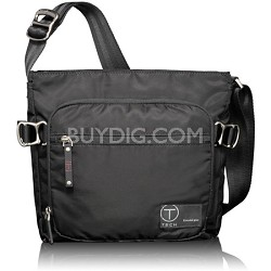 T-Tech By Tumi Icon King Top Zip Crossbody Bag - 57502 - Black