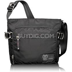 T-Tech By Tumi Icon King Top Zip Crossbody Bag - 57502 - Black