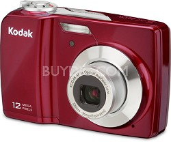 EasyShare C182 12MP Digital Camera (Red)