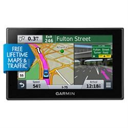 """nuvi 2599LMT HD 5"""" GPS Lifetime Maps & Traffic (Refurbished w/ 1 year warranty)"""