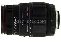 70-300mm F4-5.6 APO-M DG Macro Lens (Motorized) for Nikon AF