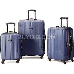Fiero HS 3 Piece Luggage Nested Set - Blue