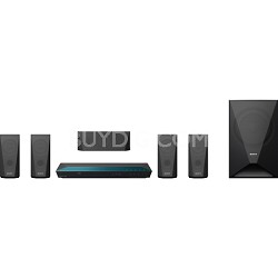 BDVE3100 - 5.1 Channel 3D Blu-ray Home Theater Syst/Built-In Wi-Fi - OPEN BOX