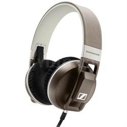 URBANITE XL Over-Ear Headphones for iOS - Sand