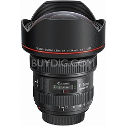 EF 11-24mm F/4L USM Ultra-Wide Angle Zoom Lens