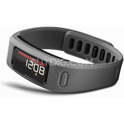 Vivofit Bluetooth Fitness Band (Slate)(010-01225-05) Refurbished 1 Year Warranty
