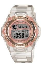 BG3000-7B - Women's Baby-G Slim Marine Watch