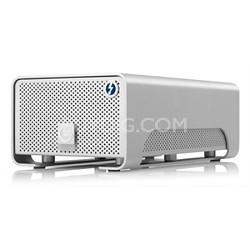 G-RAID with Thunderbolt 4TB Professional Portable Dual-Drive Storage Refurb