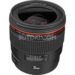 35mm f/1.4L USM Lens USA WARRANTY