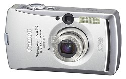Powershot SD430 Wireless Digital ELPH Camera