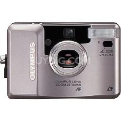 iZoom 2000 25-50mm APS Film Camera (Black) OPEN BOX