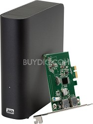 My Book 3.0  1TB HBA External Drive with SuperSpeed USB 3.0 {WDBABP0010HCH-NESN}
