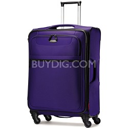 "Lift 25"" Spinner Luggage (Purple)"