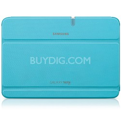 Galaxy Note 10.1 Book Cover - Light Blue