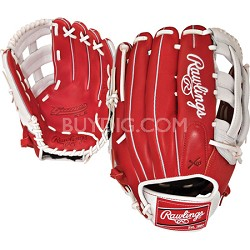 "Gamer XLE Series 12.75"" Baseball Glove - Right Hand Throw"