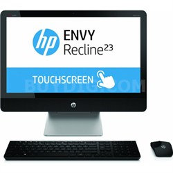 "ENVY Recline 23"" 23-k010 TouchSmart All-in-One PC - OPEN BOX"