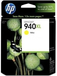 PS HP Officejet 940XL Yellow Ink Cartridge
