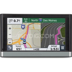 "nuvi 2577LT 5"" Bluetooth GPS with Lifetime Traffic Updates North America, Europe"