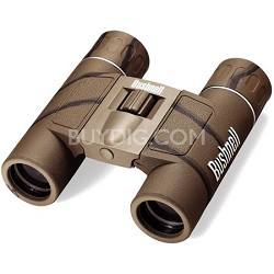 Powerview 12x25 Compact Folding Roof Prism Binocular (Camouflage)