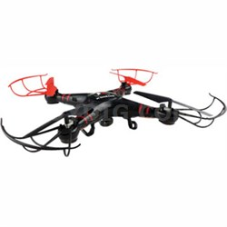 XFlyer 6 Axis Quadcopter Drone with HD Camera and Live-Streaming - XDG6-1004