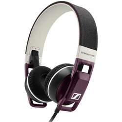 URBANITE Over-Ear Headphones for iOS - Plum