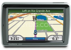 nuvi 5000 GPS Navigator and Personal Travel Assistant