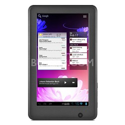 "eGlide Steal EGS001G 7"" Capacitive Touch Screen Internet Tablet with Android 4.0"