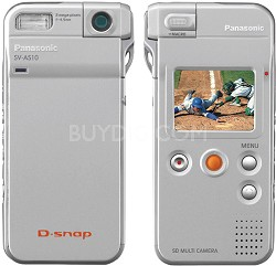 SV-AS10 D-snap SD Multi Camera
