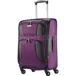 "Aspire XLite 20"" Expandable Spinner Luggage (Potent Purple) 74569-5377"