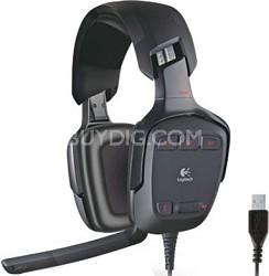 G35 Surround Sound Headset