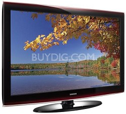 "LN52A650 - 52"" High-definition 1080p 120Hz LCD TV"