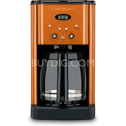 DCC-1200 Brew Central 12-Cup Coffeemaker Metallic Orange - Factory Refurbished