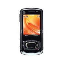 W7 Unlocked Quad-Band Phone with 2MP Camera (Black)