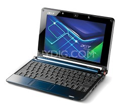 Aspire one  8.9-inch Netbook PC - Blue (AOA150-1635)
