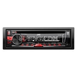 KD-R660 Single Din Car Stereo with Am/fm/cd/mp3/ipod/usb/pandora and Remote
