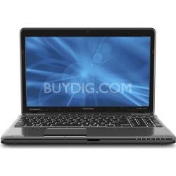 """Satellite 15.6"""" P755D-S5384 Notebook PC - AMD Quad-Core A8-3500M Accel. Proc."""