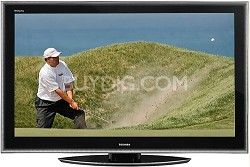 "55SV670U - 55"" REGZA High-definition 1080p Backlight LED HDTV with ClearScan 240"