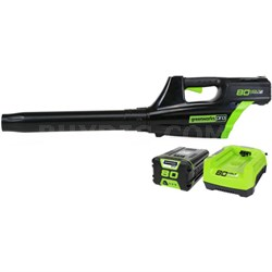 80V Pro 500CFM Cordless Leaf Blower (GBL80300) - OPEN BOX