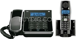 DECT6.0 Corded Phone With 1 Cordless Handset