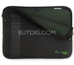 """Eco-friendly Neogreene Sleeve - 15"""" for Mac (Black)"""