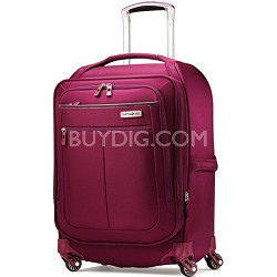 """MIGHTlight 21"""" Spinner Luggage - Berry"""