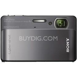 Cyber-shot DSC-TX5 10.2 MP Digital Camera (Black)