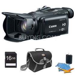 VIXIA HF G30 HD Camcorder with HD CMOS Pro Plus 16GB Kit